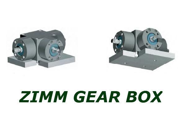 ZIMM GEAR BOX