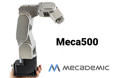 MECADEMIC 6축로봇